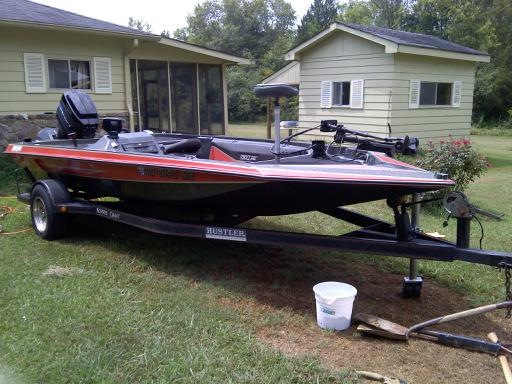 Viewing a thread 1990 norris craft w 150 mercury 4000 for Norris craft boats for sale