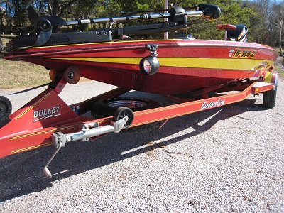 Viewing a thread - Bullet XD-20 Bass Boat (one nice boat