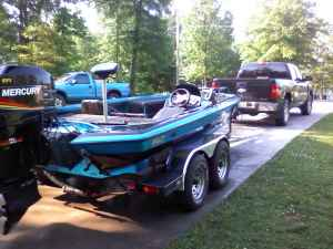 Viewing a thread - 1995 bullet 20xd with a mercury 200 promax**SOLD**