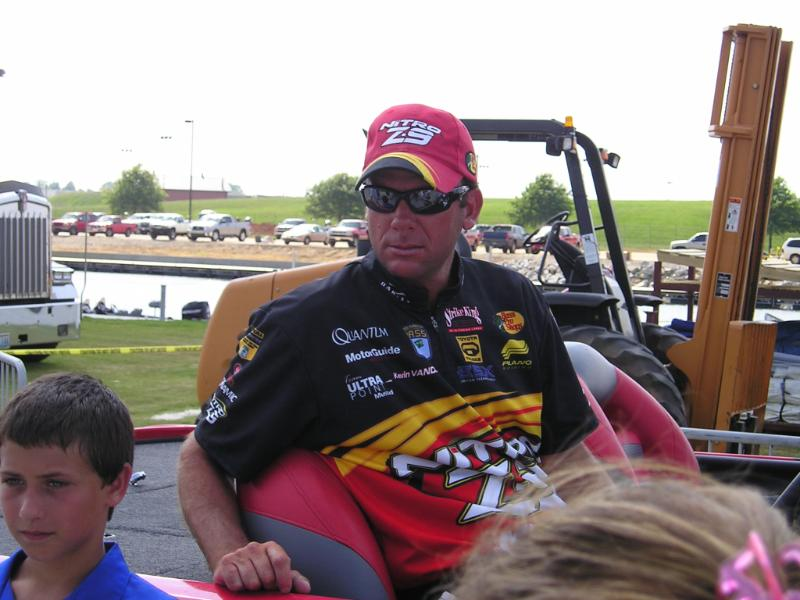 KVD at the Southern Challenge June 2008