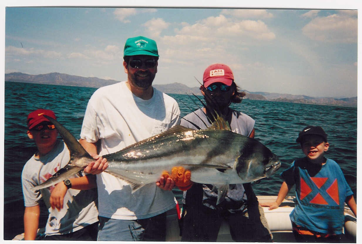 Rooster Fish - Costa Rica