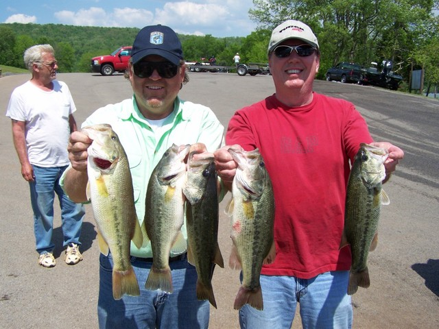 Me and CCSM, eighth place on the Nick with 11.68, only paid 6 places but a lot of fun. 04/25/09