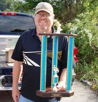 Won the 2009 Ratman Angler of the Year Award. Very honored.