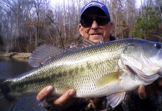 Preacher Reaves with a nice 6.9Lber!