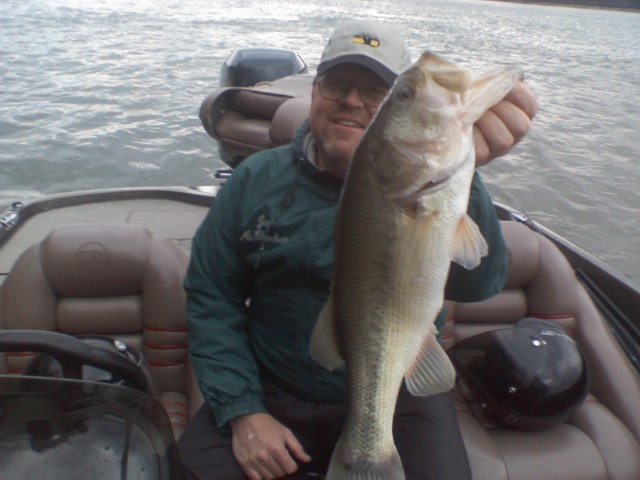 My 1st for 2010, 3 lbs and 10 ozes.