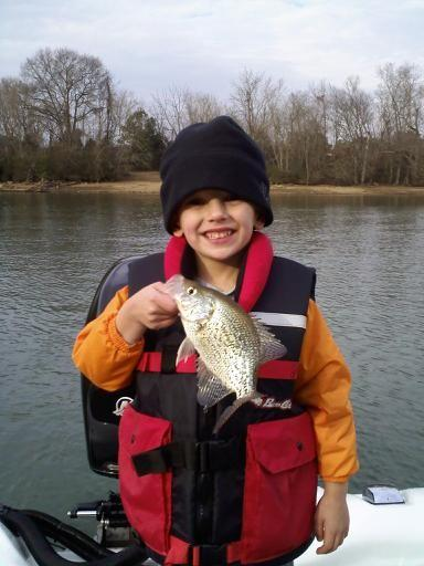 Bryse's hiwassee crappie