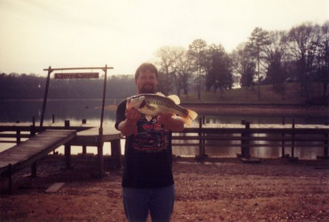 5 lber @ camp Dixie late 1980s