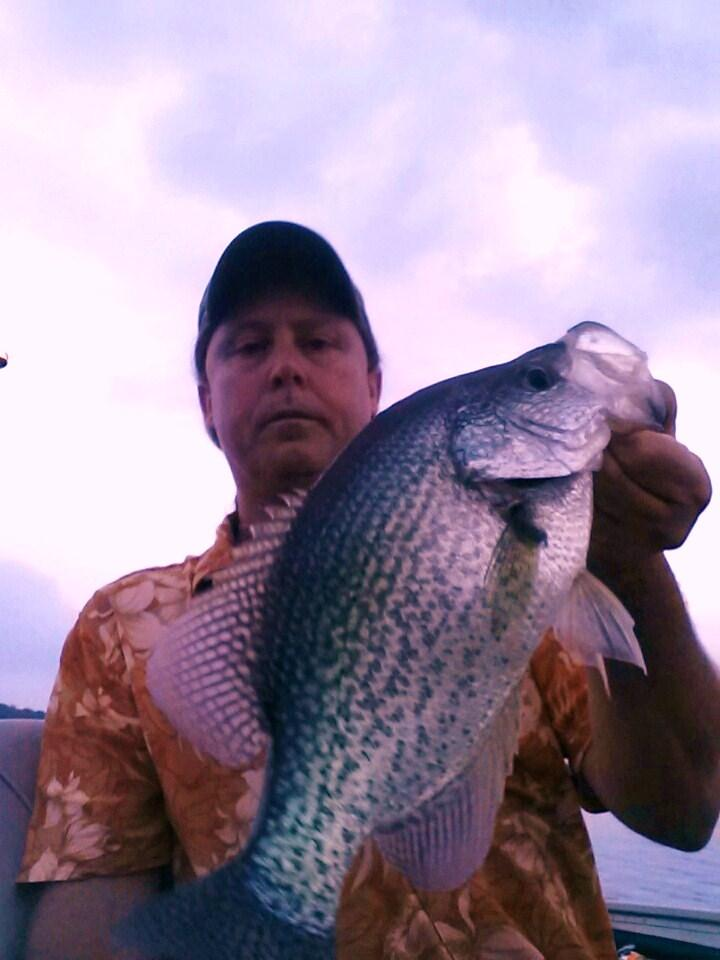 TARP Crappie For The Birthday Boy